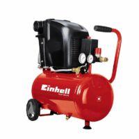 Einhell TE-AC 230/24 kompresszor, olajkenéses 24 l, 8 bar, 1,5 kW (4010460)