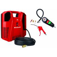 Einhell TH-AC 190 KIT Olajmentes táskakompresszor (4020536)