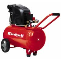 Einhell TE-AC 270/50/10 kompresszor 50 l, 10 bar, 1,8 kW (4010440)