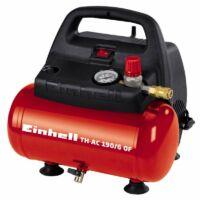 Einhell TH-AC 190/6 OF Kompresszor 8 bar, 6 lit, 1,1 kW (4020495)