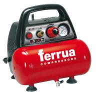 Ferrua Vento olajmentes Kompresszor 6 l, 8 bar