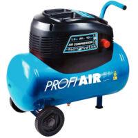 ProfiAir 210/10/24 olajmentes kompresszor 24l, 10 bar, 1,1 kW
