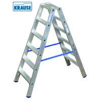 Krause STABILO 2x6 lépcsőfokos járható létra (124746)