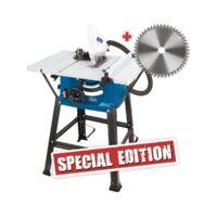 Scheppach HS 81S Special Edition Asztali körfűrész 1500W + Tárcsa (5901311904)