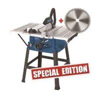 Scheppach HS 100S Special Edition Asztali körfűrész 2000W + Tárcsa (5901310905)