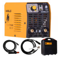 IWELD Gorilla Pocketpower 150 Inverteres hegesztő