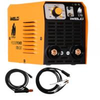 IWELD Gorilla Pocketpower 170 IGBT Inverteres hegesztő