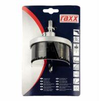 Raxx Lyukfűrész készlet 3db-os 60-74mm-ig