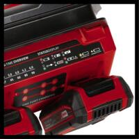 Einhell Power X-Quattrocharger 4A Töltő (4512102)