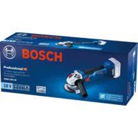Bosch GWS 18V-10 SOLO Akkus Sarokcsiszoló 125mm (06019J4002)