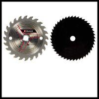Einhell TE-CS 18/89 Li Akkumulátoros mini körfűrész (4331100)