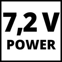 Einhell TE-MT 7,2 Li Gravírozó 7,2V, 57db-os tartozék készlettel (4419330)