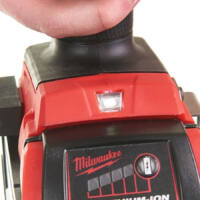 Milwaukee M18FPD2-502X FUEL Ütvecsavarozó 2x5.0Ah (4933464264)
