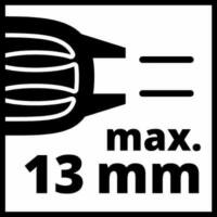 Einhell TC-ID 1000 E Kit Ütvefúró 1010W (4259844)
