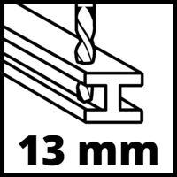 Einhell TE-ID 1050/1CE ütvefúró 1050 W (4259621)