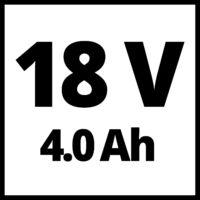 Einhell GE-CM 18/33 Li (1x4,0Ah) akkus fűnyíró (3413260)
