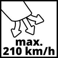 Einhell GE-LB 36/210 Li E Solo Akkumulátoros lombfúvó (3433620)