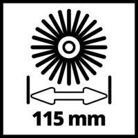 Einhell PICOBELLA Akkus tisztítókefe (3424200)