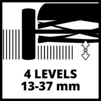 Einhell GC-HM 400 kézi fűnyíró (3414129)