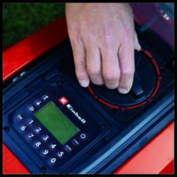 Einhell FREELEXO 800 LCD BT Solo akkus robotfűnyíró + 4.0Ah Starter kit ajándék (3413953)