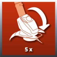 Einhell GE-CT 18 Li Kit (1x2,0Ah) (3411197)