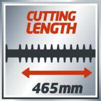 Einhell GC-EH 5747 Sövényvágó 570W, 46,5 cm (3403742)
