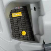 COMET KF Extra 9.21 forróvizes magasnyomású mosó 400 V, 170 bar, 1260 l/h, gőzborotva beüzemeléssel