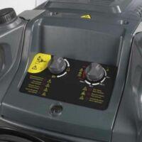 COMET KF Extra 9.16 melegvizes magasnyomású mosó 400 V, 210 bar, 960 l/h, gőzborotva beüzemeléssel