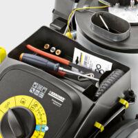 Karcher HDS 6/14 CX Melegvizes Mosó 230 V, 140 bar, 560 l/h, 3.5 kW beüzemeléssel (1.169-905.0)