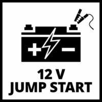 Einhell CE-JS 8 Külső akkumulátor Power Bank Hordozható Bikázó (1091511)