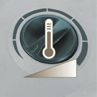 Einhell HKLO 2000 Elektromos hősugárzó 2000 W (2338220)