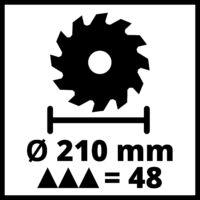 Einhell TC-SM 2131/1 Dual Asztali Gérvágó (4300390)