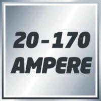 Einhell TC-IW 170 20-170 ampere
