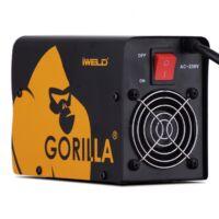 Iweld Gorilla Microforce 120 VRD Inverteres hegesztő (80MROFRC120)
