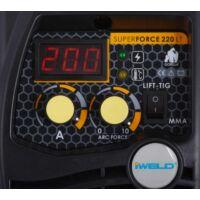IWELD Gorilla Superforce 220 LT Inverteres hegesztő + IWELD Sportóra