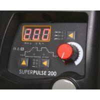Iweld Gorilla Superpulse 200 Inverteres hegesztő (8TIG200SPUL)