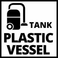 Einhell TC-VC 1815 száraz-nedves porszívó (2340290)
