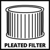Einhell porszívó filter