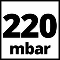 220mbar