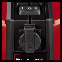 Max 2200W-os aljzat