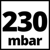 Einhell TE-VC 2340 SAC Száraz-Nedves Porszívó lerázó funkcióval (2342450)