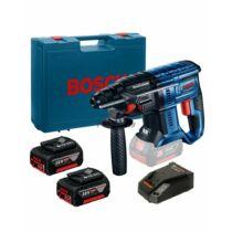 Bosch GBH 180-LI Akkus Fúrókalapács 2 x 4.0Ah, 2.0J (0611911121)