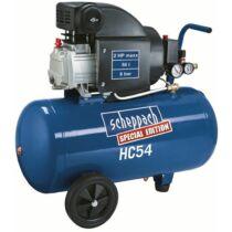 Scheppach HC 54 Olajkenésű Kompresszor 50l, 8bar (5906103901)