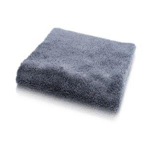 LOTUS Extreme buffing towel szürke extrapuha mikroszálas kendő