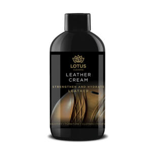 LOTUS Leather Cream bőr ápoló krém 250ml