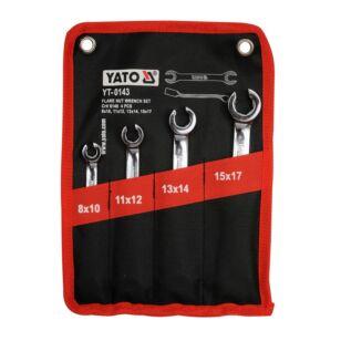 YATO YT-0143 Fékcső kulcs készlet