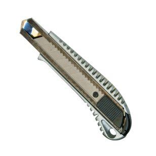 Raxx Vágókés, alu 18mm bliszterezve