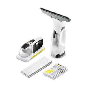 Karcher WV 2 Ablaklehúzó + KV 4 Premium White Akkus ablaktisztító (1.633-350.0)
