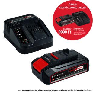 Einhell Power-X Change 18V 2,5Ah Starter Kit (4512097)
