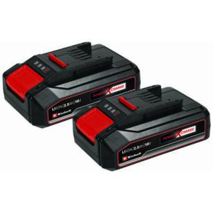 Einhell Power-X Change Twin Pack 2,5Ah Akkumulátor (4511524)